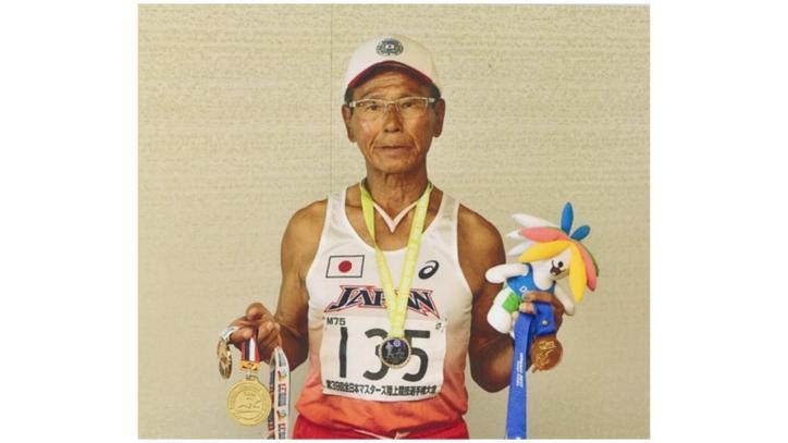 59歳からはじめて獲得メダルは312個 米澤 清彦さん【ニュースレターVol.16】